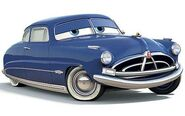 Doc Hudson Cars