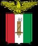 Escudo de armas de la RSI