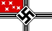 Bandera de Nueva Suabia