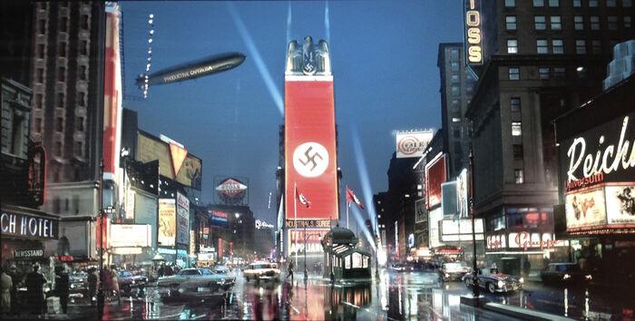 Nueva York nazi (arte)