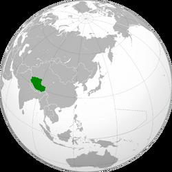 Tíbet (post-IIGM)