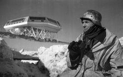 Soldado alemán antártico