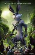 Bunnymund rise of the guardians by sirkannario-d5hunws