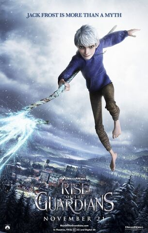 Jack frost rise of the guardians by sirkannario-d5hupxn