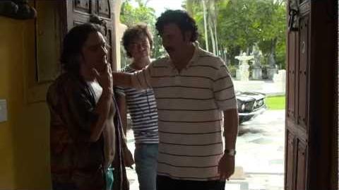Escobar, el Patrón del Mal Las autoridades le pisan los talones a Escobar - Caracol TV