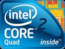 Original logo v 3 intel inside core 2 quad by 18cjoj-d72e8zq