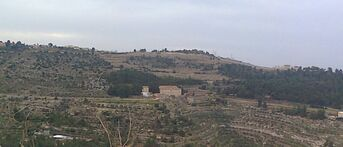 Cremisan Valley, Bethlehem