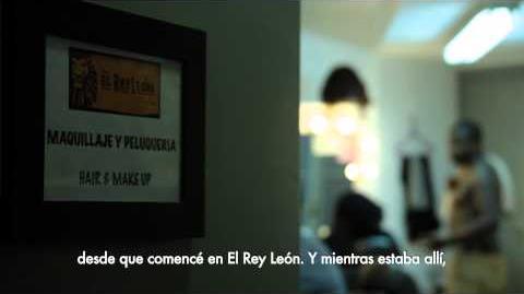 El Rey León, el musical- Conoce a Rafiki