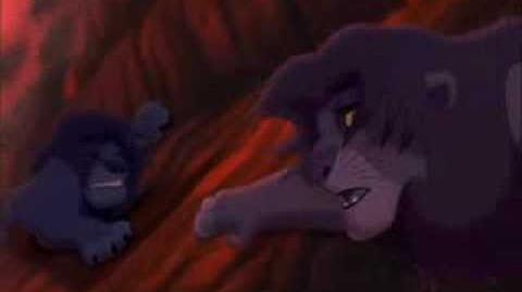 El Rey León 2 - La pesadilla de Simba