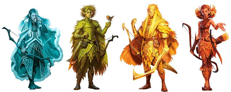 Elf | Eladriell's D&D Wiki | FANDOM powered by Wikia