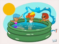 Pool party by captain paulo-dbf1xef