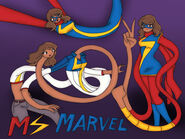 Ms marvel by autobot 7712-d9vd81s