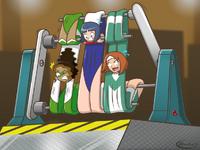Taffy trio by gamepal-d7m91k2