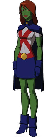Miss-Martian-Young-Justice-Animated-Series