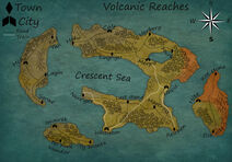 Volcanic Reaches