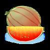 Melon condimentado