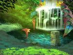Cascada de las Perlas