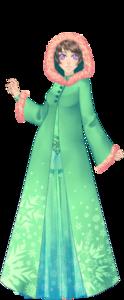 Snow Lady Con8