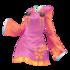 Vestido Tassel Kimono