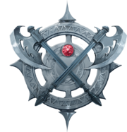 Guardia Obsidiana Escudo