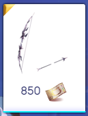Arco y flecha fairy army