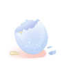 Huevo corkocomida
