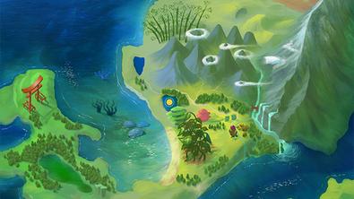 Lago Tortuga