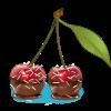 CerejasAchocolatadas