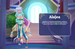 Alajea Library Entry