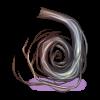 Racines de lierre branchiflorique
