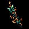 Biżuteria na udo Fairy army 16