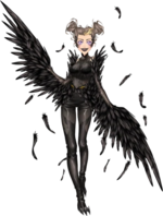 Outfit Twisted Harpy