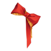 Clothing Patterned Bow