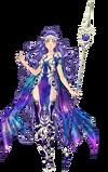 Gardienne Moon Warrior