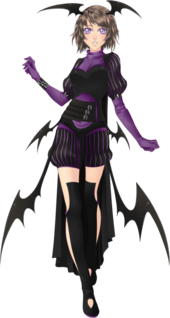 Outfit Evil Shadow