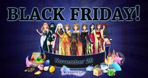 Black Friday 2016 Announcement