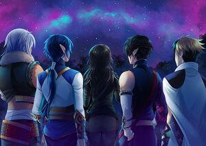 Fest der Sternenfelder 2018 - Bild