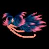 Naramiennik z piórami 10