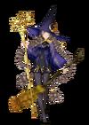 Starry witch zestaw