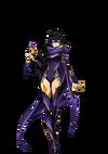 Gardienne Sweet Shinobi