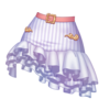 Spódnica z falbankami Victorian Doll6