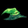 Żywy kapelusz