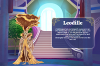 Leodille Library Entry