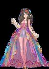 Nymph Princess zestaw 01