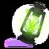 Smaragd-Laterne
