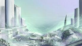 23Zapomniany klif-wizja