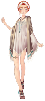 Outfit Spring Bohemian 2