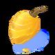 Miodowy owoc