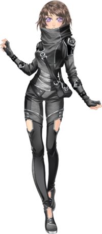 Outfit Black Wave 1