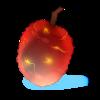 Fruit de la lune rouge